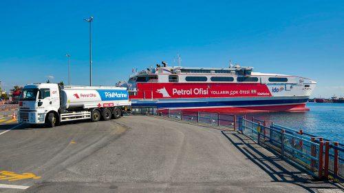 Petrol Ofisi, İstanbul Deniz Otobüsleri'nin Yakıt Tedarikçisi Oldu