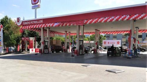 Türkiye Petrolleri'nden Ankara'ya Dokuz Ayda Yedi İstasyon
