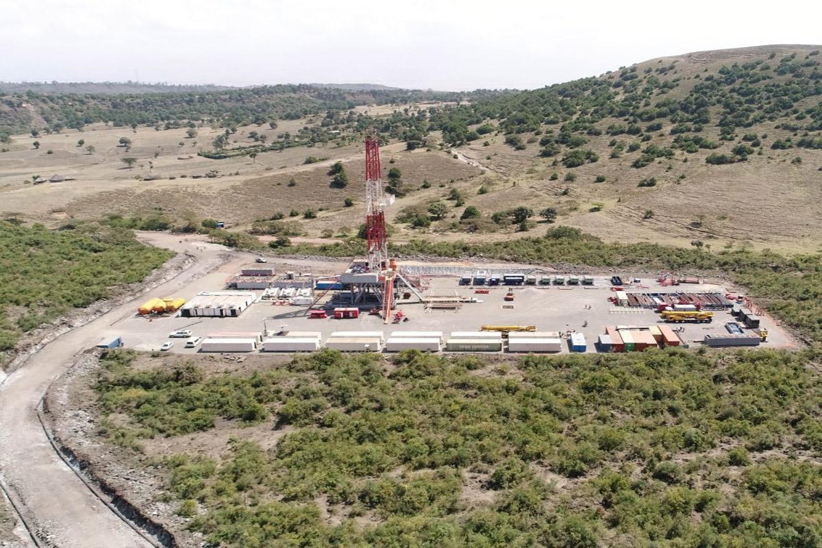 Etiyopya, Jeotermal Enerji Üretimine Mali Destek Aldı