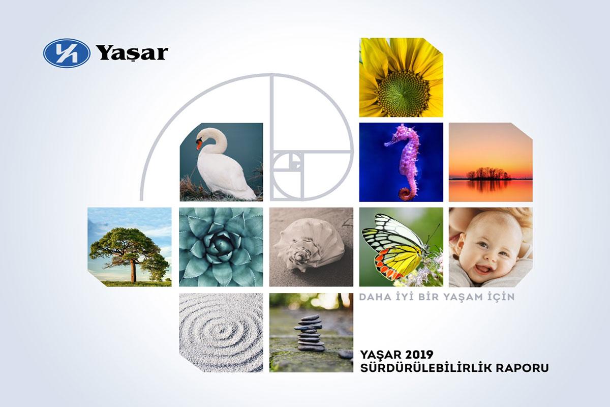 """Yaşar Holding """"Altın Oran"""" lı Sürdürülebilirlik Raporu'nu Yayınladı"""