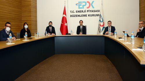 Enerji Piyasası Düzenleme Kurumu,  Şeffaflık Çalıştayı Yapıldı