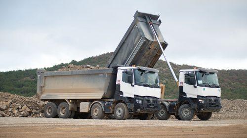 En Büyük Manyezit Ocaklarının Tercihi Renault Trucks K Serisi!