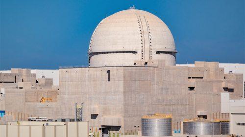 Barakah Nükleer Santrali Ünite 1'de Yüzde 80 Kapasiteye Ulaştı