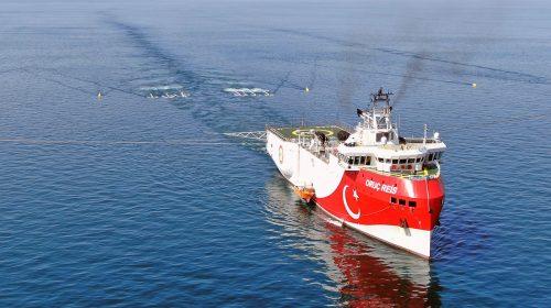Oruç Reis'e Yeni NAVTEX! Çalışma Süresi 29 Kasım'a Uzatıldı
