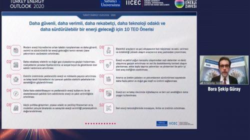 IICEC Açıkladı! Türkiye Enerji Görünümü 'ne 10 Tavsiye