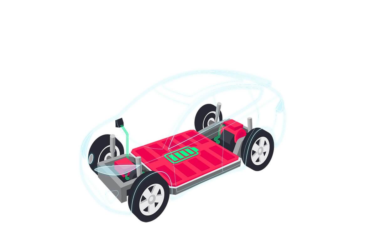 Elektrikli Araçların Bataryaları Kordsa ile Hafifliyor