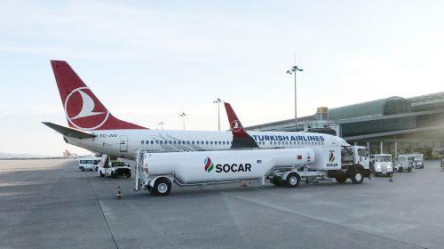 SOCAR AVIATION'ın İkmal Tesisi, Adnan Menderes Havalimanı'nda Faaliyette