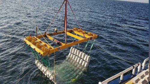 Yapı ve Yapı İnşaat, Denizin  Derinliklerinde BOTAŞ için Bir İlke İmza Atıyor