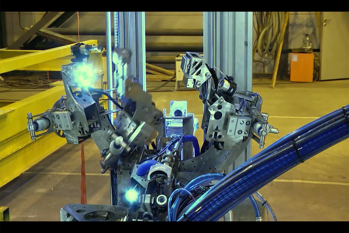 Leningrad Nükleer Santrali'nde Son Teknoloji Robot Kullanılacak