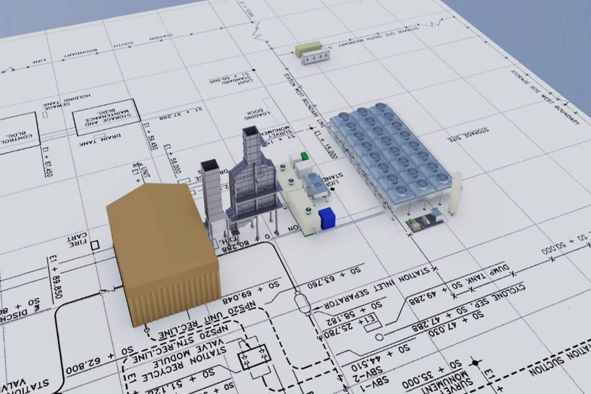 Siemens Energy, Kanada'da Türünün İlk Örneği Atık Isıyı Enerjiye Dönüştüren Tesis Kuracak