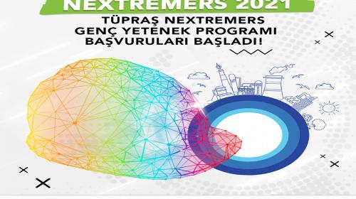 Tüpraş Nextremers Programı Üçüncü Sene Başvuruları Devam Ediyor