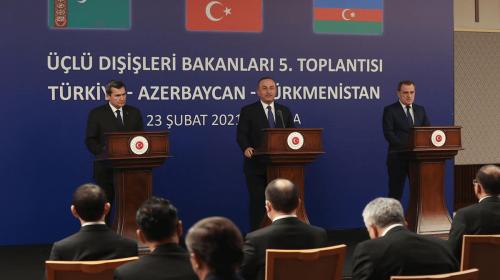 Türkiye-Azerbaycan-Türkmenistan; Enerjideki Ortaklığın Altını Çizdi