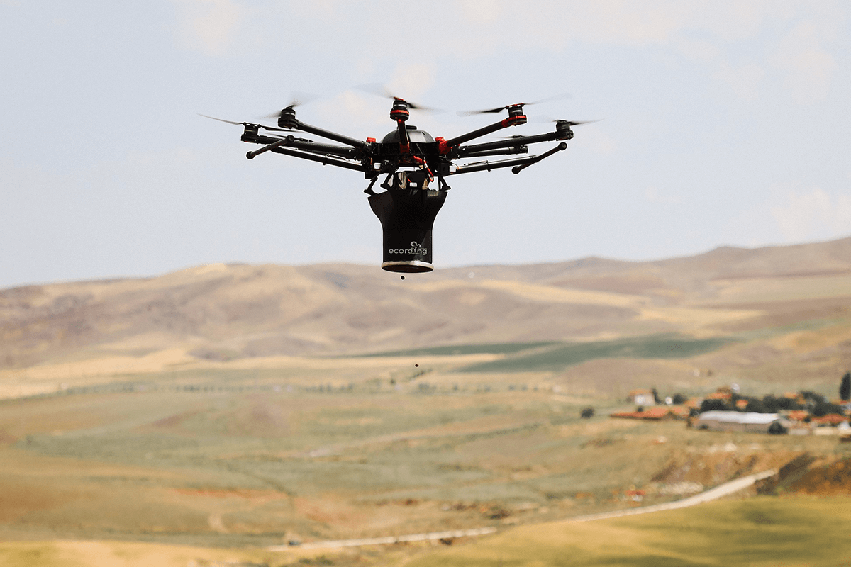 Sabri Ülker Çevre Ödülü'nü ecodrone Projesi Kazandı