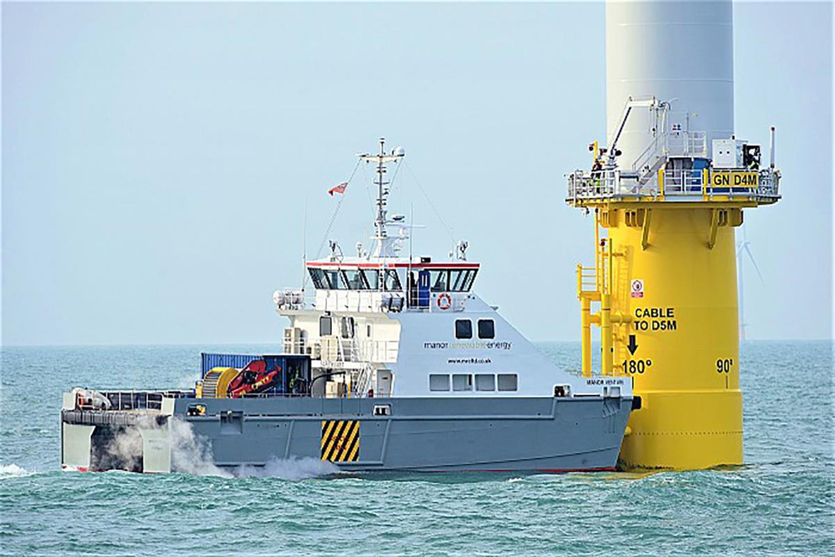 MRE, Hornsea 2 Açık Deniz Rüzgar Projesine Enerji Sağlayacak